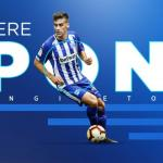 El Alavés anuncia el fichaje de Pere Pons / Deportivoalaves.com