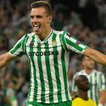Lo Celso celebra un gol / Youtube