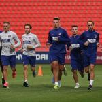 El Atlético prepara el traspaso de Gelson Martins al AS Mónaco / Twitter