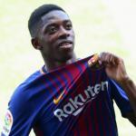 Ousmane Dembélé (Reuters)