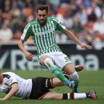 El Betis busca maneras para deshacerse de Borja Iglesias / Elintra.com