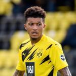 El Borussia Dortmund venderá a Jadon Sancho este verano / Elintra.com