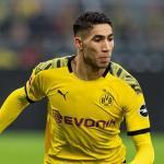 El Borussia quiere quedarse con Achraf / Depor.com