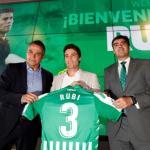 El delantero que ha sido ofrecido al Betis / Realbetisbalompie.es