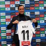 El Espanyol rechazó el fichaje de Raúl de Tomás / RCDEspanyol