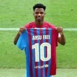 El FC Barcelona lima asperezas con Mendes por Ansu Fati / Depor.com