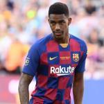 El futuro de Júnior Firpo esta lejos del Barcelona / Culemania.com