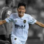 El futuro de Kangin Lee en el Valencia está en el aire / Youtube.com