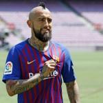 El incierto futuro de Arturo Vidal en el FC Barcelona / Twitter