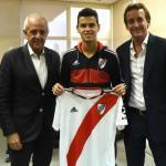 El Inter de Milán se fija en Cristian Ferreira de River Plate / Youtube