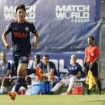 El Levante UD pide al Valencia la cesión de Kangin Lee / Twitter
