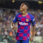El Manchester United quiere dejar al Barcelona sin Ansu Fati / Cadenaser.com