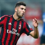 El Milan contacta con la Roma para ofrecerles a Patrick Cutrone / Twitter