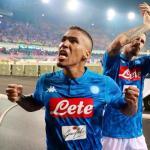 El Everton ofrece 40 millones de euros por Allan