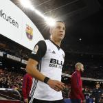 El Nápoles propone una nueva oferta al Valencia por Rodrigo / ValenciaCF.com