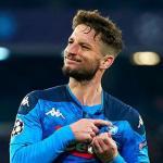El PSG aprieta por Dries Mertens / Depor.com