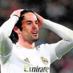 El Real Madrid no pone facilidades al adiós de Isco / ABC.es