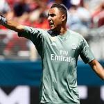 El Real Madridn no tiene ofertas por Keylor Navas / Realmadrid.com