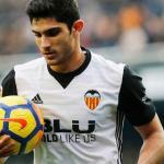 El Valencia debe reconvertir a Gonçalo Guedes en delantero / Valenciacf.com