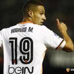 El Valencia elabora un plan sin Rodrigo Moreno / Valenciacf.com