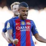 El Valencia quiere cerrar la próxima semana el fichaje de Rafinha / FCBarcelona.es