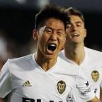 El Valencia se reúne con los agentes de Kangin Lee / Valenciacf.com