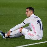 El Milan se olvida de Lucas Vázquez