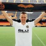 El Valencia CF negocia la compra de Denis Cheryshev / VCF.