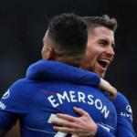 """""""La Juve negocia por Emerson y Jorginho con el Chelsea. Foto: Getty Images"""""""