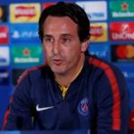 """Emery carga contra Thiago Silva """"Foto: Goals News"""""""