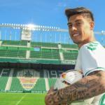 """Emiliano Rigoni es nuevo jugador de Sao Paulo """"Foto: Comuniate"""""""