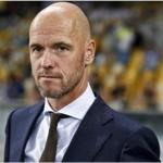 Erik Ten Hag, entrenador del Ajax. Foto: Youtube.com