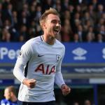 El intento a la desesperada del Tottenham para renovar a Eriksen / Twitter