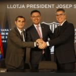 Ernesto Valverde y la directiva del Barça / Gol digital