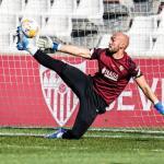 El gran error de Dmitrovic fichando por el Sevilla