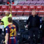 Los errores de Koeman que le pueden costar La Liga al  Barça