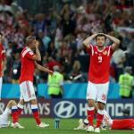 Selección de Rusia. / laprensa.com.ni