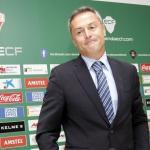 OFICIAL: Fran Escribá, nuevo entrenador del Elche