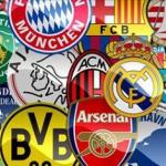 Escudos de equipos europeos. Foto: Dream League Soccer
