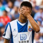"""""""La difícil situación del Espanyol. Foto: Getty Images"""""""