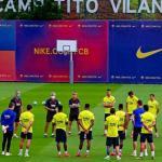 Los problemas tácticos que tiene que resolver el Barcelona en el regreso de La Liga   FOTO: BARCELONA