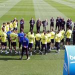 El Barça busca un plan B por si falla Fabián | FOTO: FC BARCELONA