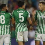 """El Betis avanza por dos objetivos en LaLiga Smart Bank """"Foto: AFDLP"""""""