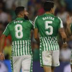 """Nabil Fekir es el jugador de LaLiga que más penaltis provoca """"Foto: Diario de Sevilla"""""""