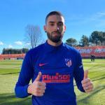 Carrasco rechazó varias ofertas antes de volver al Atlético