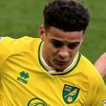 Max Aarons, titular indiscutible en el Norwich City. Foto: Getty