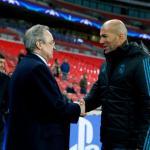 Florentino ya ha decidido el futuro de Zidane