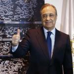 Florentino, en acto del club / twitter