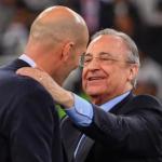 "Florentino sí que sabe vender ""Foto: Correo"""
