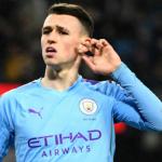 """Los números de Phil Foden, la nueva estrella del Manchester City """"Foto: Daily Mail"""""""